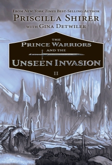 UNSEEN INVASION COVER