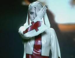 lady gag nun